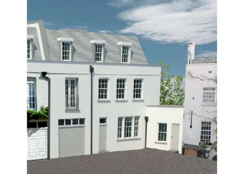 4 Bedrooms Plot Commercial for sale in Princes Gate Mews, Knightsbridge, London, SW7