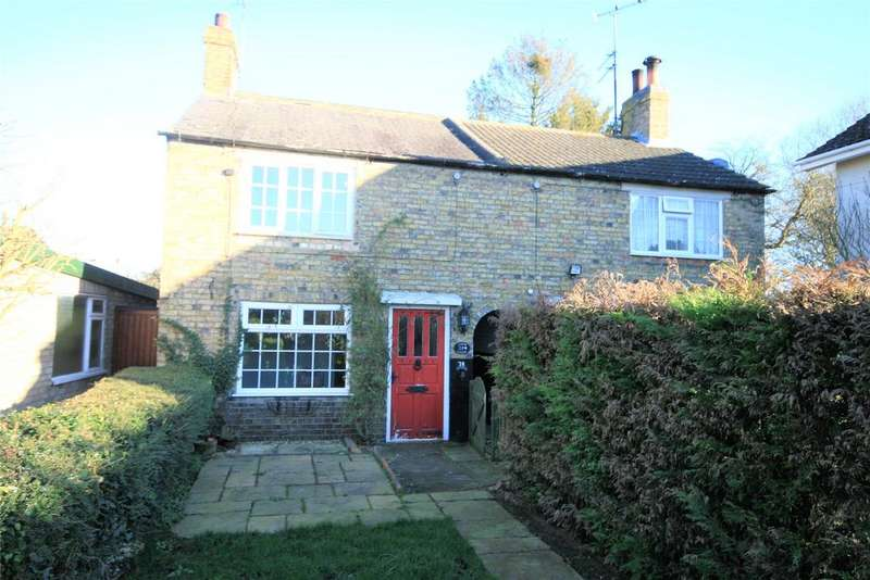 2 Bedrooms Semi Detached House for sale in Chapel Walk, Scothern, LN2