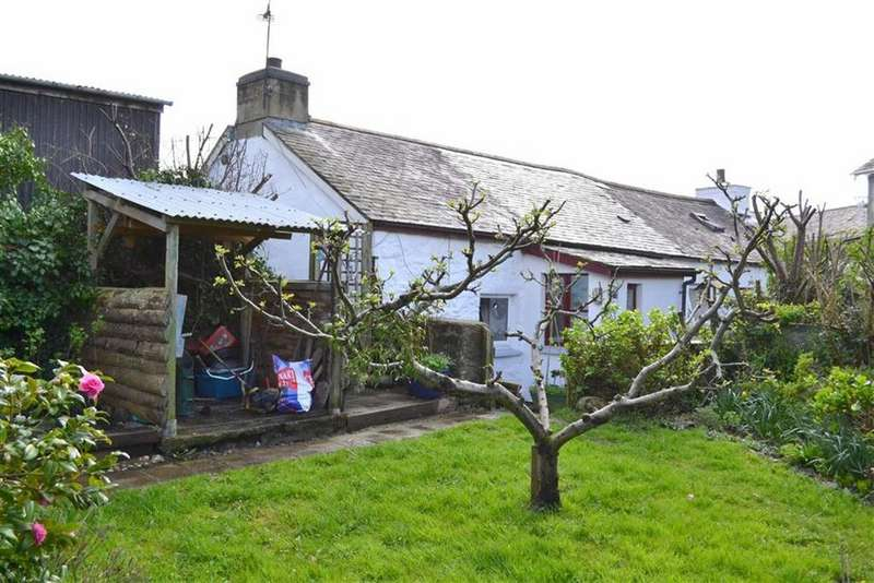 2 Bedrooms Cottage House for sale in Neuadd Wen, Llanon, Ceredigion