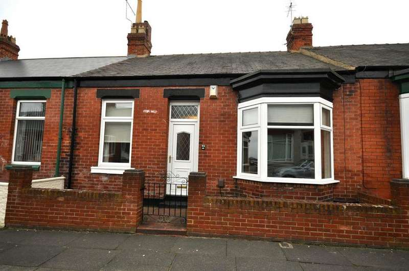 2 Bedrooms Cottage House for sale in Hawarden Crescent, Sunderland