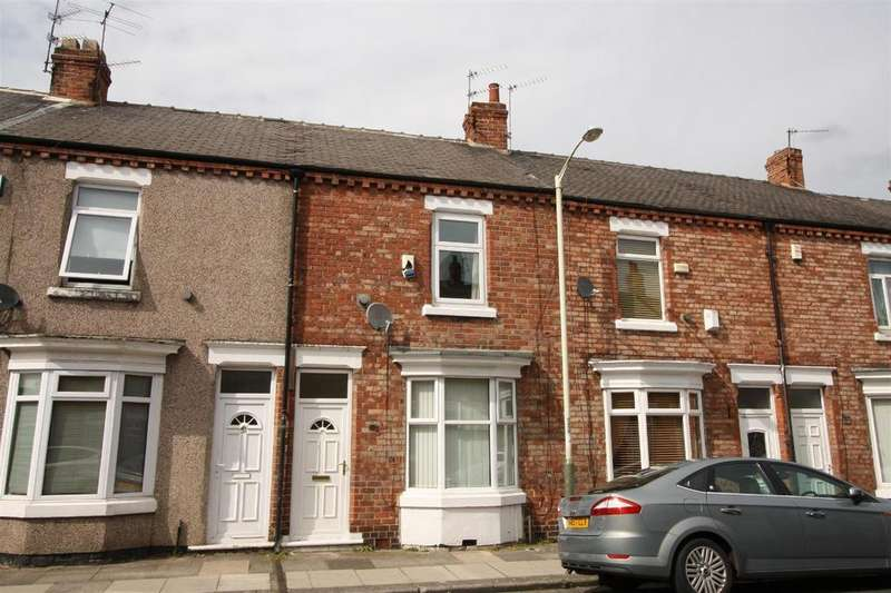2 Bedrooms Terraced House for sale in Falmer Road, Darlington