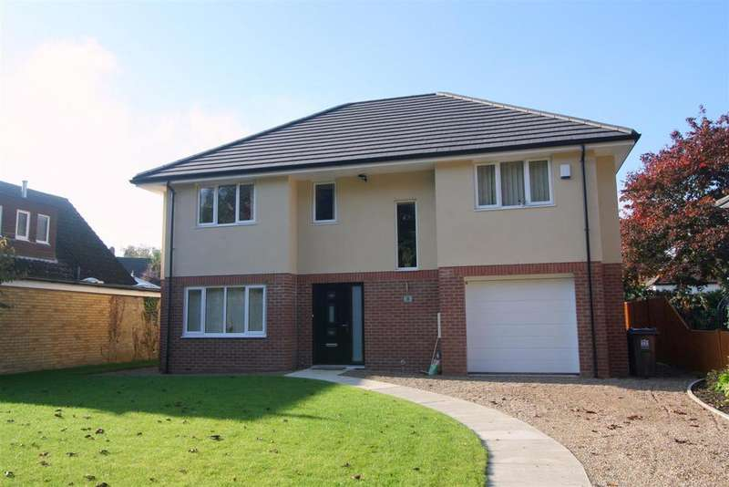 4 Bedrooms Detached House for sale in Briar Close, Darlington