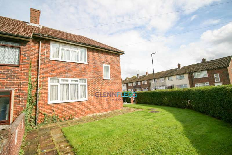 2 Bedrooms End Of Terrace House for sale in Rokesby Road, Slough