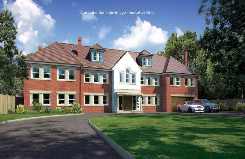 4 Bedrooms Detached House for sale in Nancy Downs, Oxhey Hall, Watford, Hertfordshire
