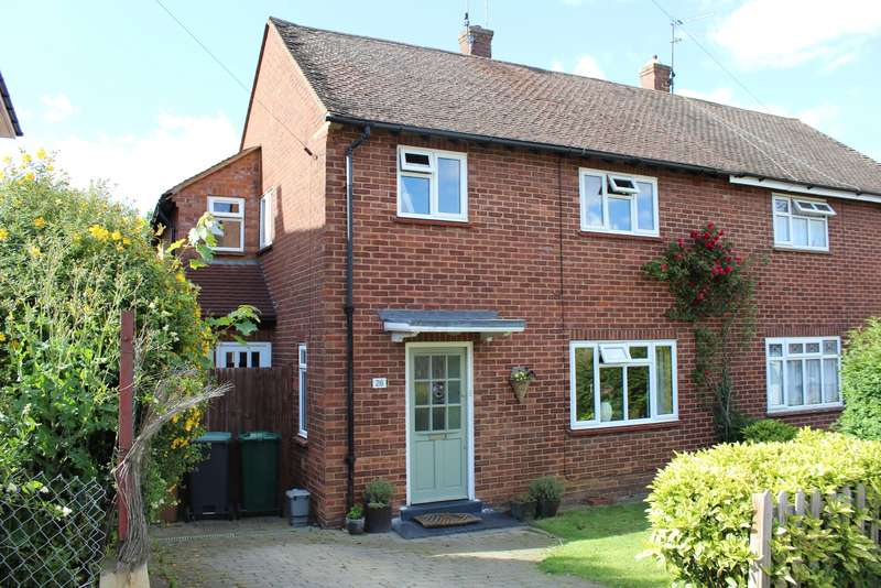 4 Bedrooms Semi Detached House for sale in Capell Road, Chorleywood, Rickmansworth, Hertfordshire