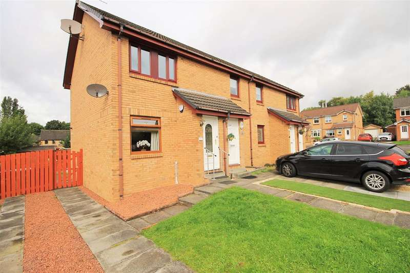 2 Bedrooms Flat for sale in Oates Gardens, Motherwell