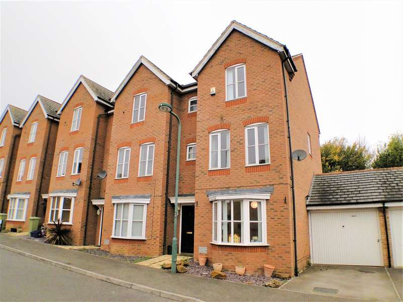 5 Bedrooms End Of Terrace House for sale in Clifton Moor, Milton Keynes