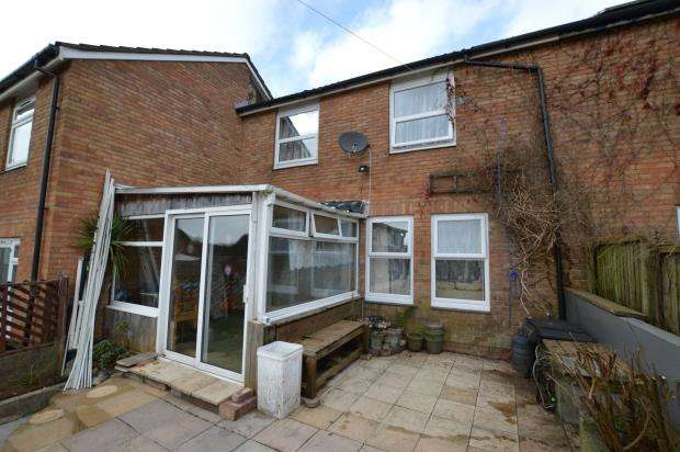 3 Bedrooms End Of Terrace House for sale in Penrith Walk, Plymouth, Devon
