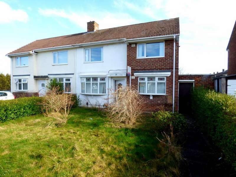 2 Bedrooms Semi Detached House for sale in Runfold Close, Stockton-On-Tees, TS19