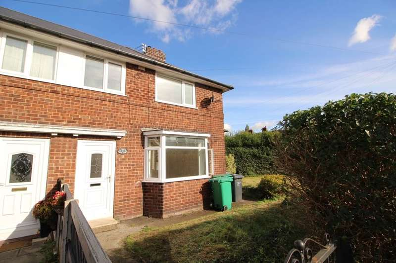 3 Bedrooms Semi Detached House for sale in Nearcroft Road, Manchester, M23