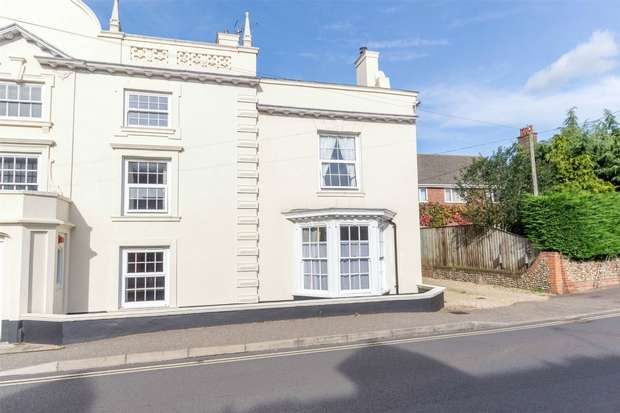 4 Bedrooms End Of Terrace House for sale in 37c Norwich Road, Fakenham