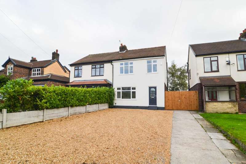 3 Bedrooms Semi Detached House for sale in Ashton Road, Newton Le Willows