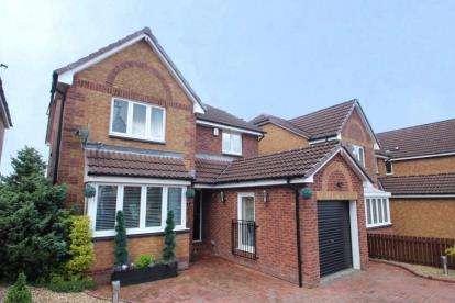 4 Bedrooms Detached House for sale in St Annes Avenue, Erskine, Renfrewshire
