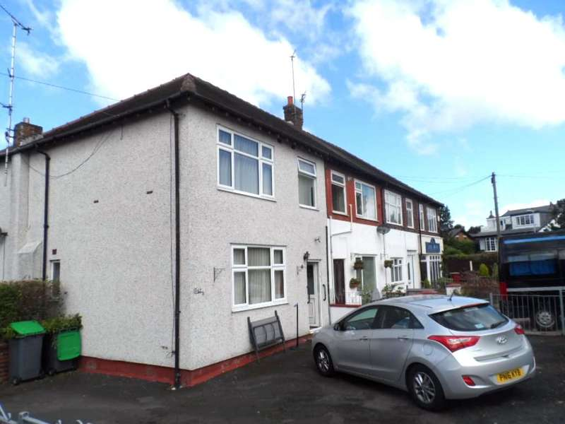 2 Bedrooms End Of Terrace House for sale in Poulton Old Road, Blackpool, FY3 7LB