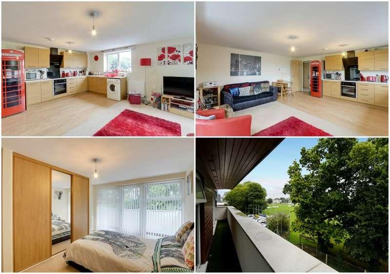 2 Bedrooms Flat for sale in Kingsteignton Road, Newton Abbot