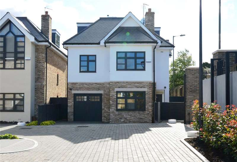 5 Bedrooms Detached House for sale in East End Road, London, N2