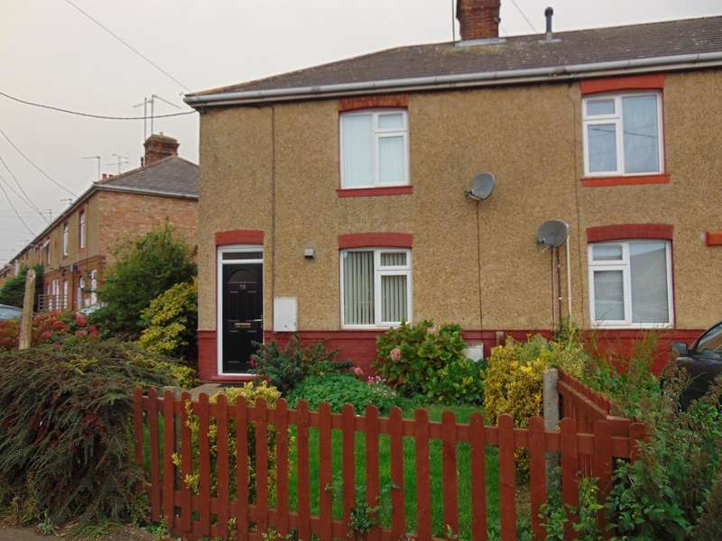 3 Bedrooms End Of Terrace House for sale in New Drove, Wisbech, Wisbech, Cambridgeshire, PE13 2RZ