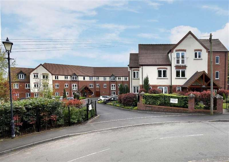 1 Bedroom Apartment Flat for sale in 1 Farthings Court, Kings Loade, High Town, Bridgnorth, Shropshire, WV16