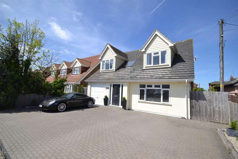 6 Bedrooms Detached House for sale in Riverton Drive, St Lawrence