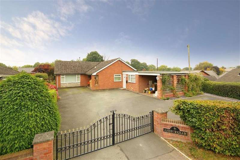 3 Bedrooms Bungalow for sale in Carreghofa Lane, Llanymynech, SY22