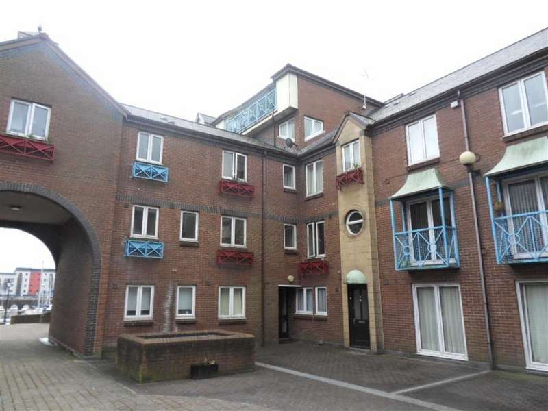 2 Bedrooms Apartment Flat for sale in Monmouth House, Mannheim Quay, Swansea