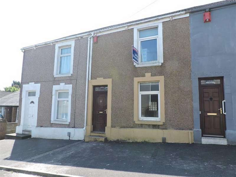 2 Bedrooms Terraced House for sale in Roger Street, Treboeth