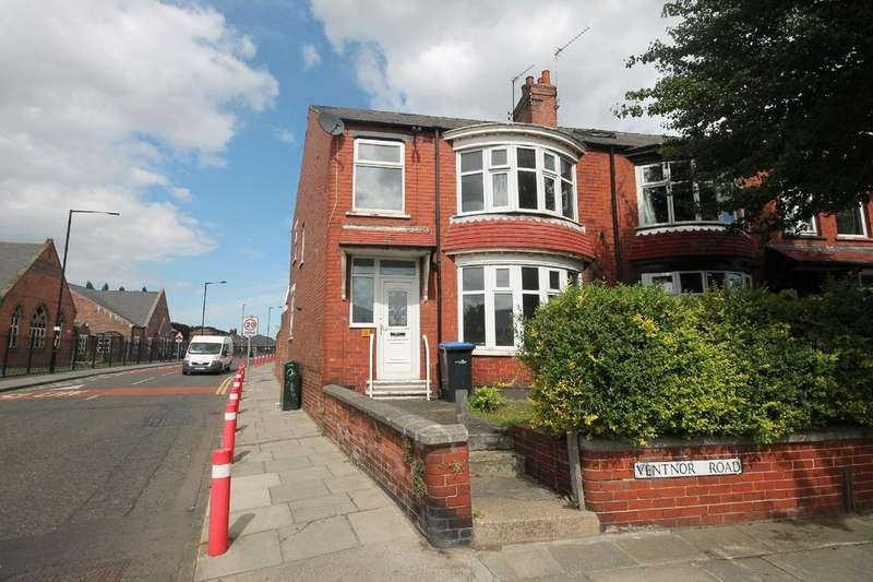 3 Bedrooms Semi Detached House for sale in Ventnor Road, Middlesbrough