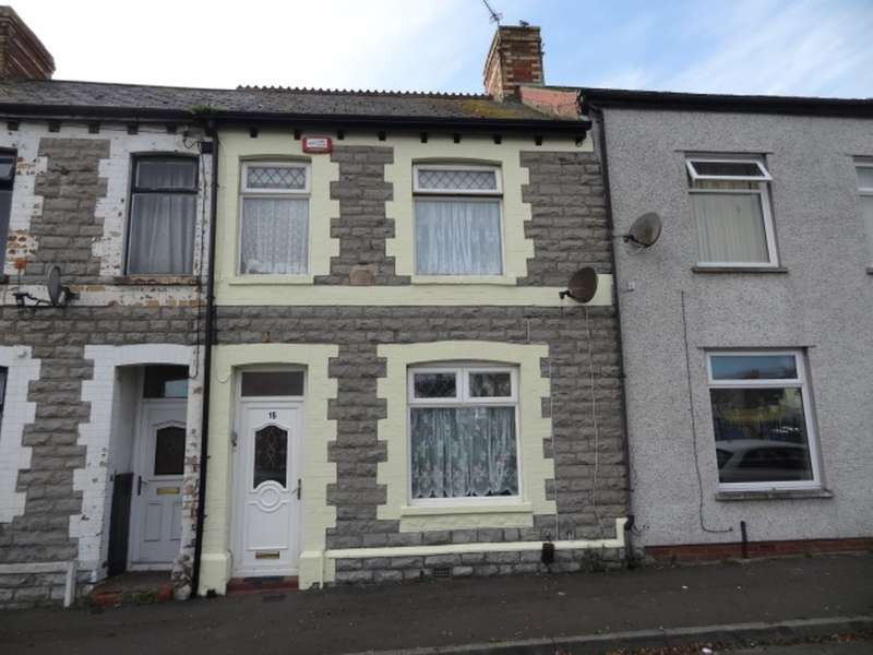 3 Bedrooms Terraced House for sale in Bassett Street, Barry