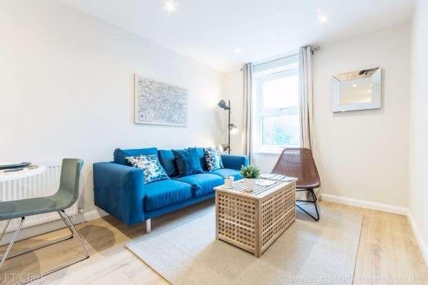 2 Bedrooms Apartment Flat for sale in Queens Road, Peckham, SE15