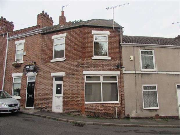2 Bedrooms Terraced House for sale in New Hill, Conisbrough, DN12 3HA
