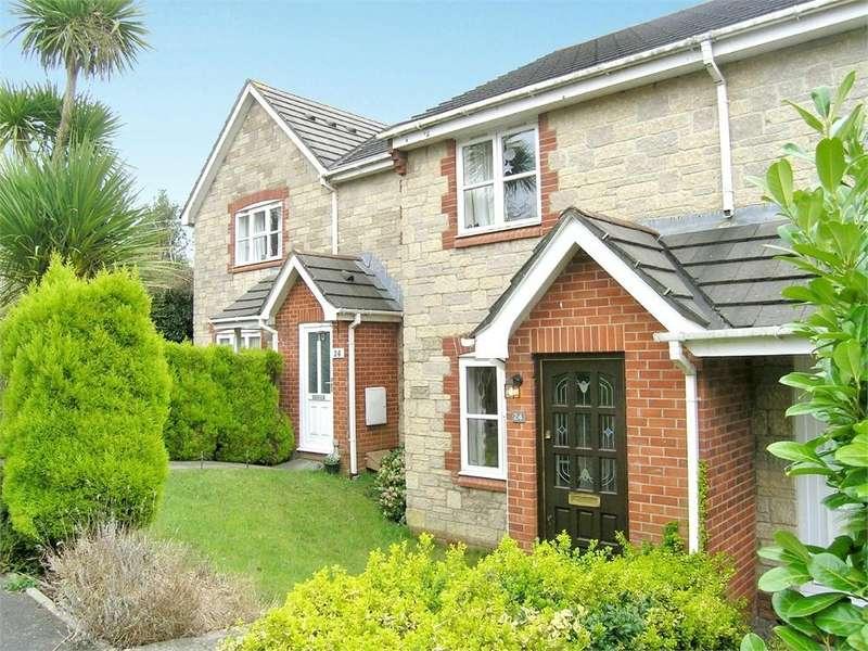 2 Bedrooms Terraced House for sale in Sindercombe Close, Pontprennau, Cardiff