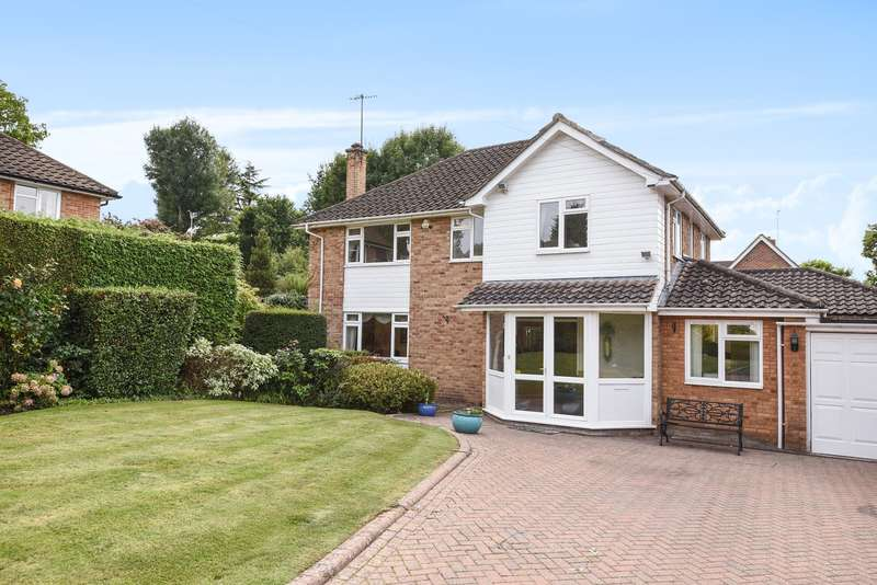 4 Bedrooms Detached House for sale in Wildwood (off Dene Road ), Northwood