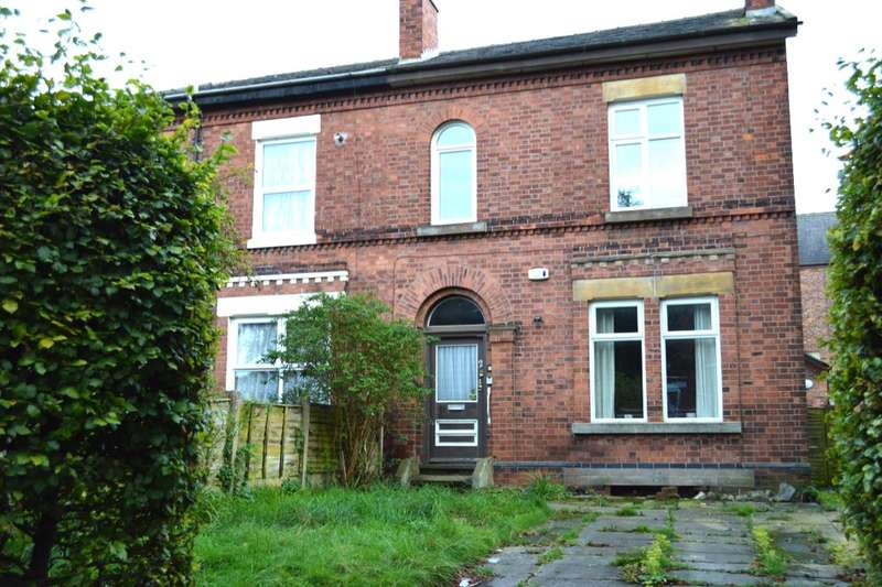 4 Bedrooms Semi Detached House for sale in The Grove, STOCKPORT, SK2
