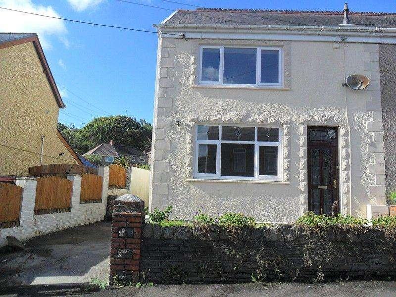 3 Bedrooms Semi Detached House for sale in Tanydarren Cilmaengwyn, Pontardawe, Swansea.