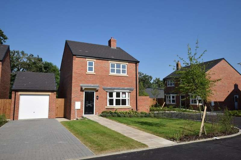 3 Bedrooms Detached House for sale in Ingrams Piece, Ardleigh, CO7 7PZ
