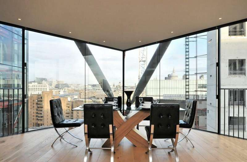 3 Bedrooms Flat for sale in Neo Bankside, Holland Street, Southwark