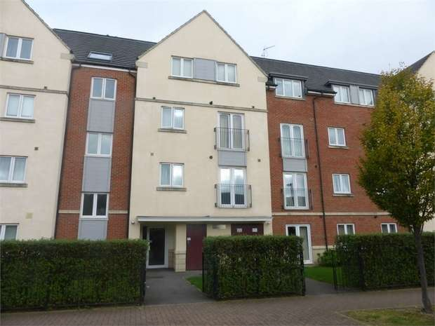 2 Bedrooms Flat for sale in Academy Place, Isleworth, Middlesex