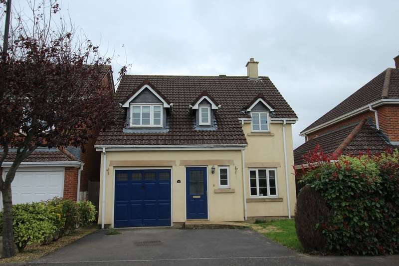 3 Bedrooms Detached House for sale in Newbury Avenue, Calne, SN11