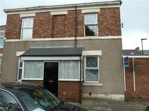 2 Bedrooms Semi Detached House for sale in Tamworth Road, Newcastle upon Tyne, Tyne and Wear