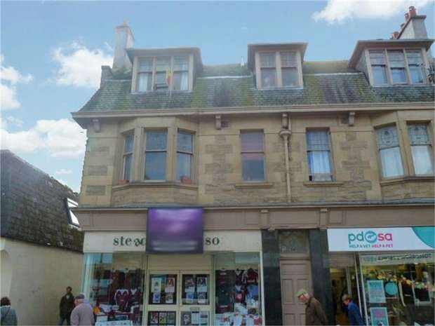 3 Bedrooms Flat for sale in Channel Street, Galashiels, Scottish Borders