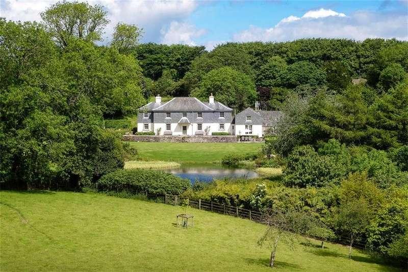 5 Bedrooms Farm House Character Property for sale in Milton Abbot, Tavistock, Devon, PL19