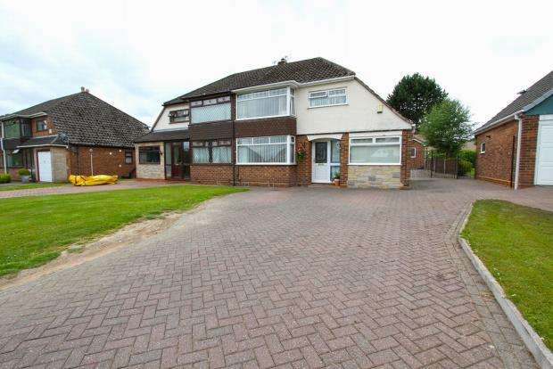 4 Bedrooms Semi Detached House for sale in Edward Drive Ashton In Makerfield Wigan