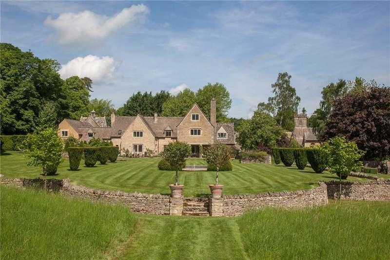7 Bedrooms Detached House for sale in Farmington, Cheltenham, Gloucestershire, GL54
