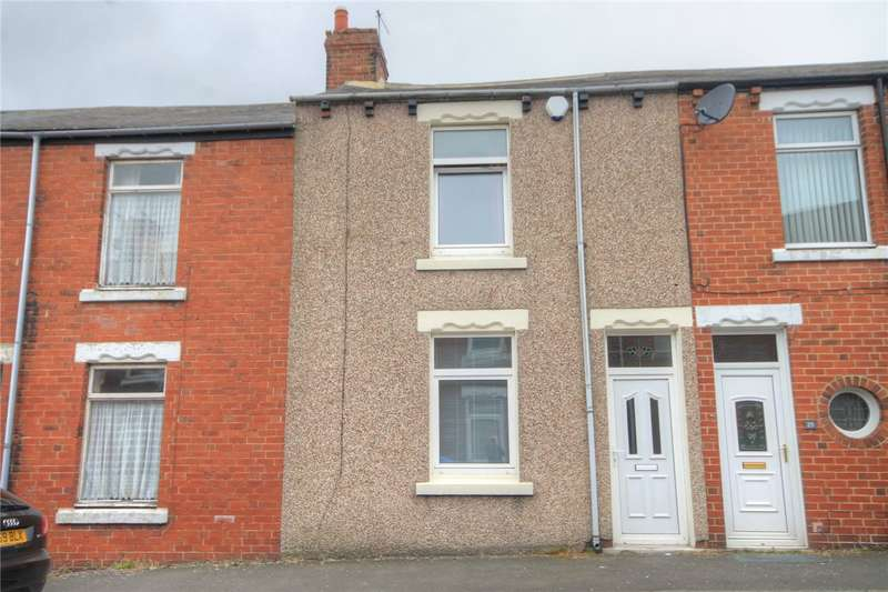 2 Bedrooms Terraced House for sale in Joseph Street, Stanley, Durham, DH9