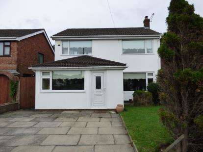 4 Bedrooms Detached House for sale in Hawksworth Drive, Formby, Liverpool, Merseyside, L37