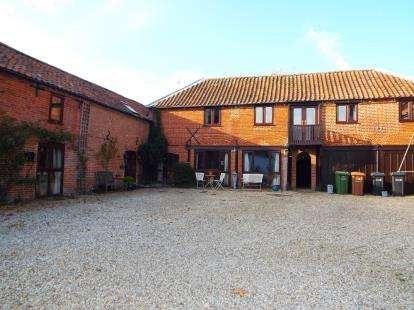 4 Bedrooms Barn Conversion Character Property for sale in East Rudham, King's Lynn, Norfolk