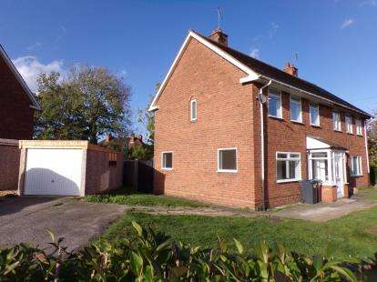 3 Bedrooms Semi Detached House for sale in Quinton Road West, Quinton, Birmingham, West Midlands
