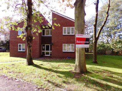1 Bedroom Flat for sale in Newhall Farm Close, Sutton Coldfield, West Midlands, .