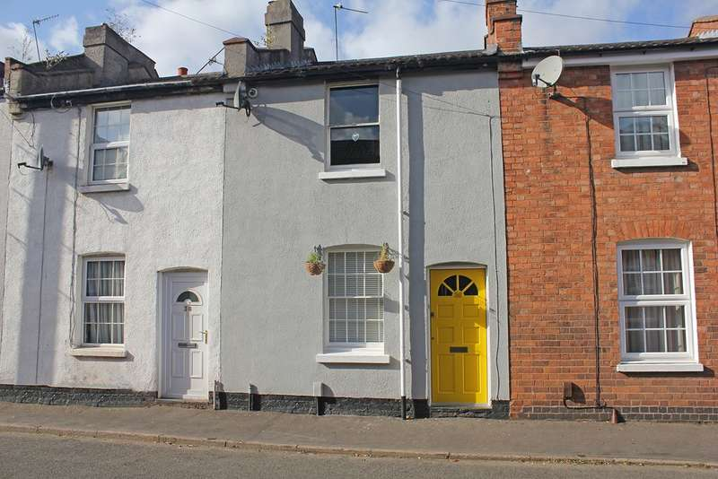 2 Bedrooms Terraced House for sale in Waterloo Street, Leamington Spa