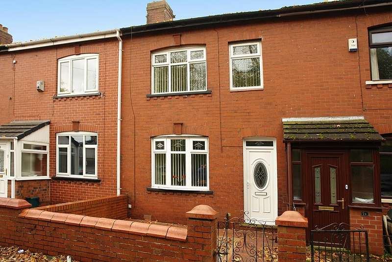 2 Bedrooms Terraced House for sale in 76 Blackshaw Lane, Royton